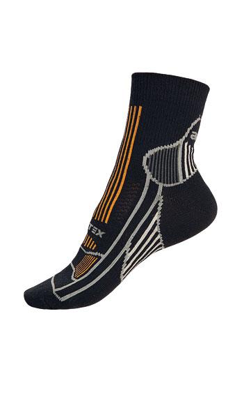 LITEX Sportovní ponožky Sensura Litex 631 Černá 26 - 27