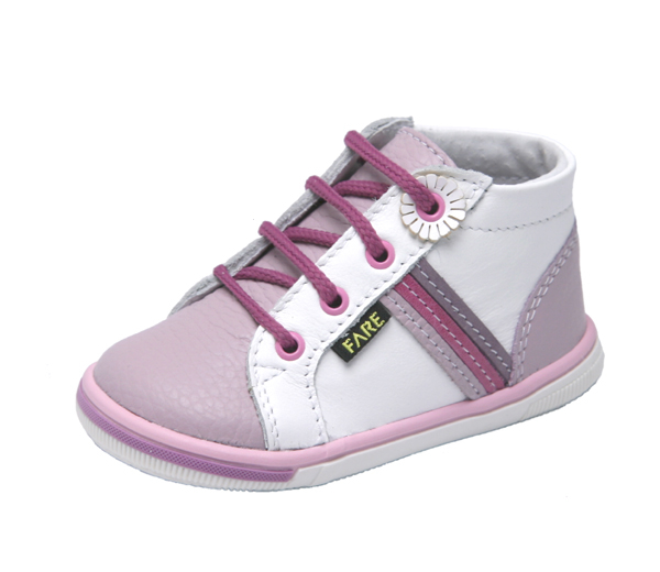 Fare Dětské celoroční boty kotníkoví Fare 2154154 Růžová 21