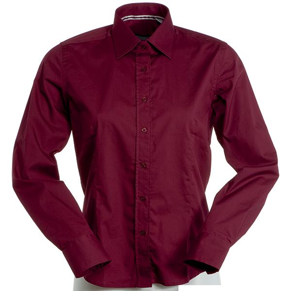 PAYPER Dámská košile s dlouhým rukávem Hostess PAYPER Černá S