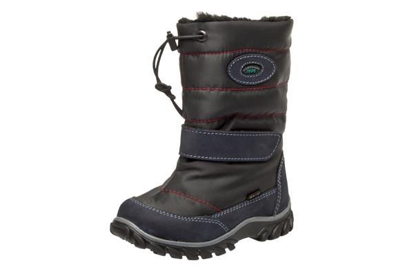 Fare Dětská zimní obuv Fare Černá 23