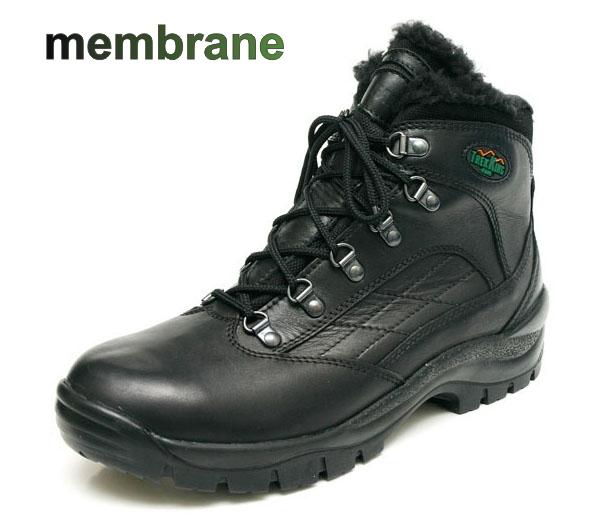 Fare Pánské zimní trekové boty Fare 2203011 Černá 44