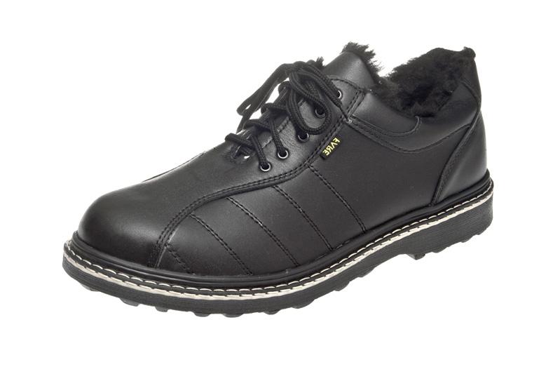 Fare Pánské nízké zimní boty Fare 2231112 Černá 42