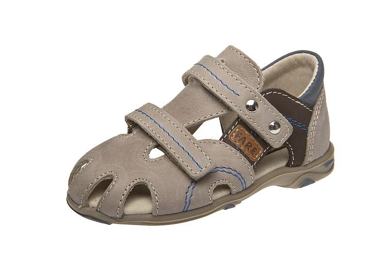 Fare Dětská letní obuv Fare Béžová 23