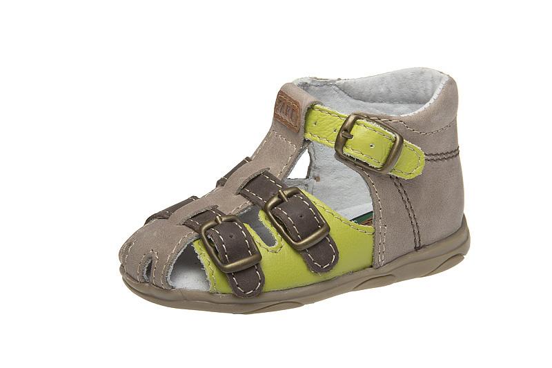 Fare Dětské sandály Fare 568181 Béžová 26