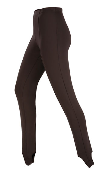 LITEX Dámské kalhoty - kaliopky Litex 373 Černá S