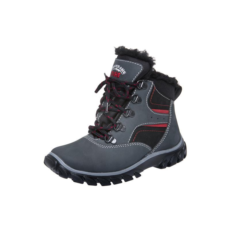 Fare Dětská obuv zimní 2642262 FARE Šedá 31