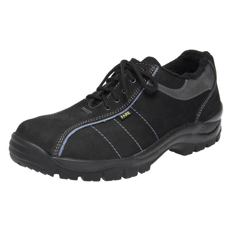 Fare Pánské nízké zimní boty 2231211 FARE Černá 41