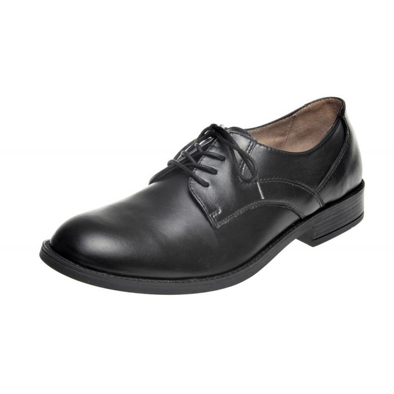 Fare Pánské celoroční boty společenské 4912911 FARE Černá 41