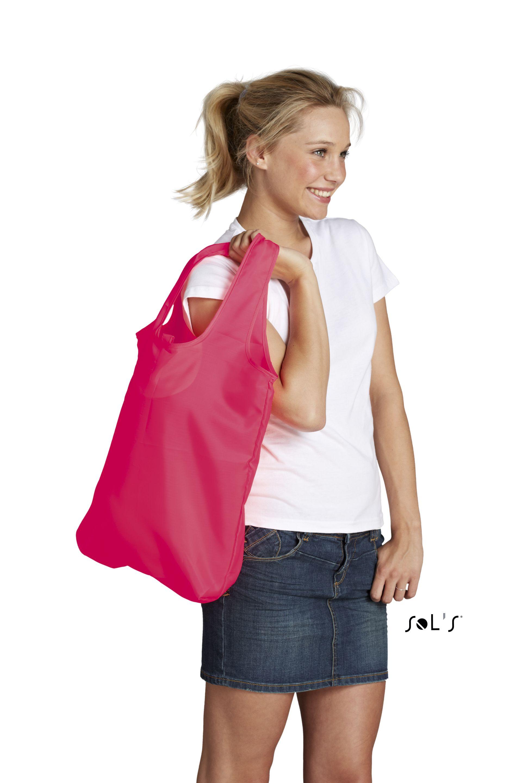 Sols Skládací nákupní taška PIX Sol´s Černá