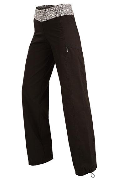 LITEX Dámské kalhoty Litex 89019 Černá S