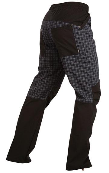 LITEX Pánské dlouhé kalhoty Litex 89147 Černá L