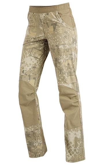 LITEX Dámské kalhoty do pasu Litex 89159 Béžová S