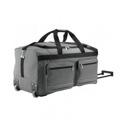 Sols Cestovní taška s kolečky VOYAGER Sol´s Černá