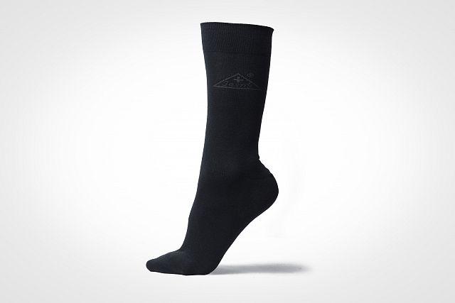 Jasný Ponožky LUX šedé JASNÝ Šedá 43-44
