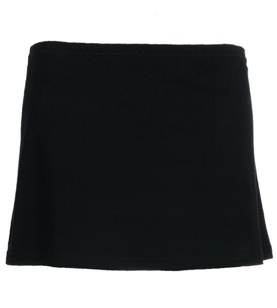 Roly Kalhotová sukně Patty ROLY Černá L