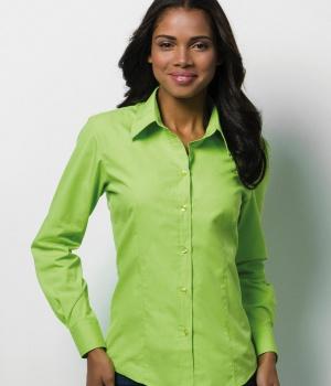 Dámská košile s dlouhým rukávem Kustom Kit KK729 bafc1d22baf