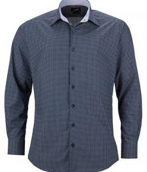 0bd436716da Pánská košile s dlouhým rukávem James   Nicholson JN674