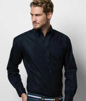 Pánská košile s dlouhým rukávem Oxford LS Kustom kit 89385eb0ff1
