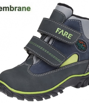 Dětské celoroční trekové boty Fare 827264 8a03d4d1b0