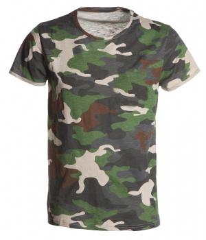 4b9d4a221483 Pánské triko s krátkým rukávem Neutral Discovery PAYPER