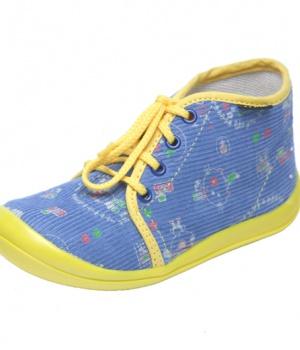 Dětské papuče šněrovací Fare 4112407 0f8260b3e9