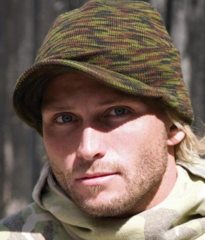 Čepice Result 396.34 Esco Army Knitted Hat