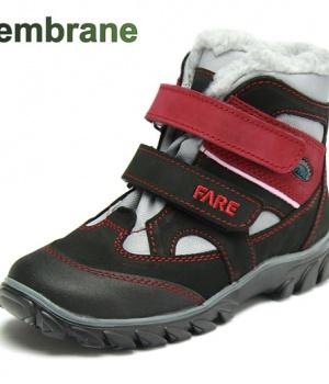 b5ed20774db Unisex zimní trekové boty Fare 2644291