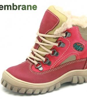Dětské zimní trekové boty Fare 847251 e6ad64ba11