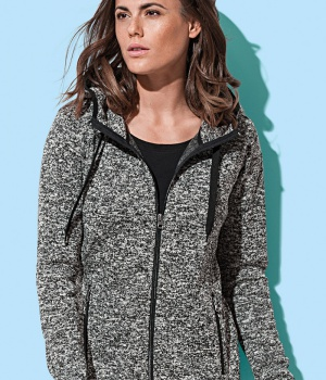 Dámská bunda Active Knit Fleece Active by Stedman (ST5950)