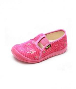 c85f054e63d Dětské papuče na gumičku Fare 4111446