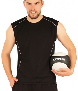 Pánské triko bez rukávu Litex 528 7da67c2fea