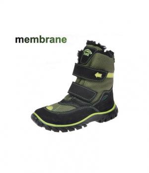 db06d3760cf Dětské zimní nepromokavé boty 2646231 FARE