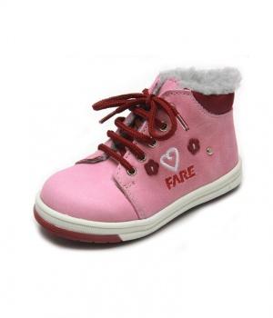 Dětské zimní boty kotníkové 2142153 FARE d541275854