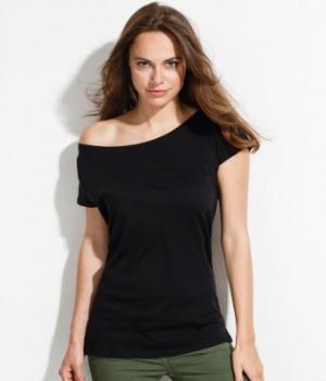 113871e1a8f2 Dámské tričko s krátkým rukávem Marylin Sol´s