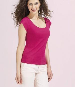 f3436454596e Dámské triko s krátkým rukávem - Melrose Sol s
