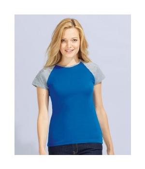 0a51c4e2484d Dámské triko s krátkým rukávem - Milky Sol s