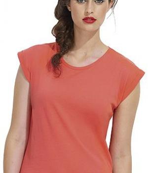 99f86243ee91 Dámské triko s krátkým rukávem ladies Melba 01406 Sol s