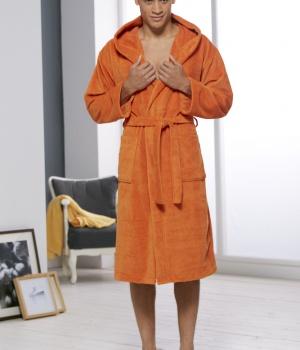 Župan Myrtle Beach Functional Bath Robe Hooded