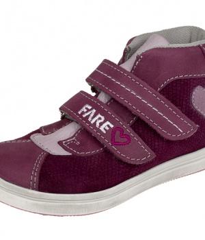 fb272ae6b32 Dětské celoroční boty kotníkové Fare 819391