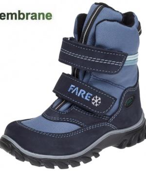 Dětské zimní nepromokavé boty Fare 848205 b0cdca7719