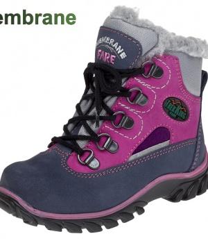 9dbceeb8bd1 Dětské zimní trekové boty Fare 847292