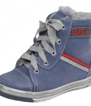 Dětské zimní boty kotníkové Fare 2148101 ed624941d9