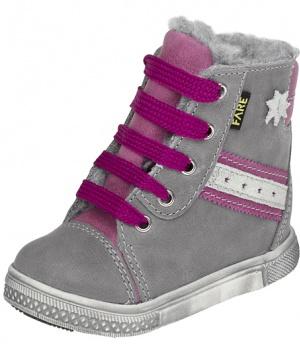 Dětské zimní boty kotníkové Fare 2148151 d6d24cf2e1