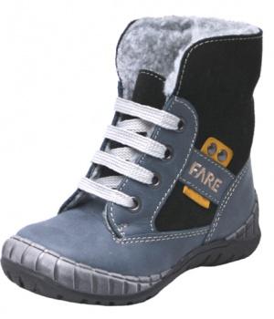 d182b2f0794 Dětské zimní boty kotníkové Fare 844107