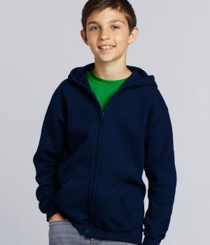 Dětská mikina s kapucí 298.09 GILDAN 9c55784d54