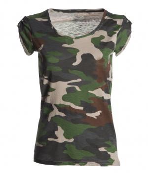 1415c431ef1d Dámské triko s krátkým rukávem Discovery Lady PAYPER