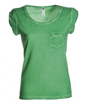 8caf2d7eabf8 Dámské triko s krátkým rukávem Discovery Pocket Lady PAYPER