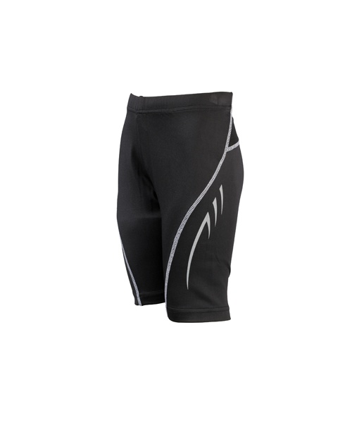 167187cf3307 Pextex.cz - Pánské běžecké kraťasy James   Nicholson Men s Running Short  Tights - černá. Pánské běžecké krátké legíny ...