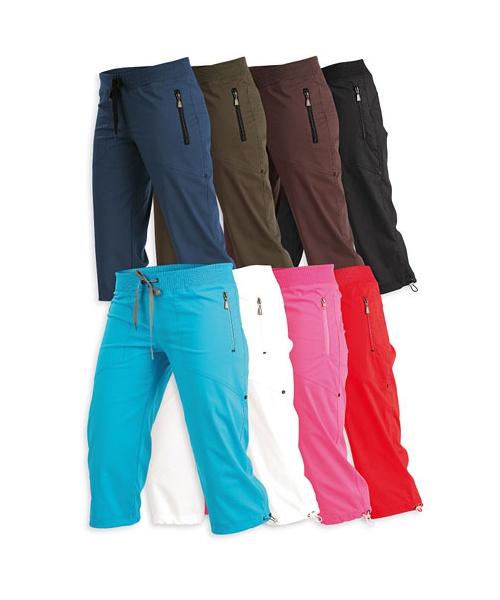 Dámské kalhoty v 3 4 délce bokové Litex 502  5a4cbbdc4c