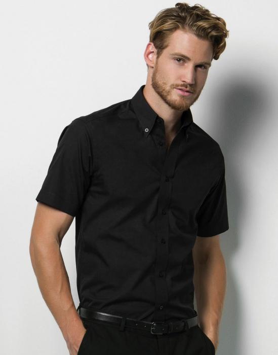 Pextex.cz - Pánská košile s krátkým rukávem City Business Kustom Kit 2f366889f5d